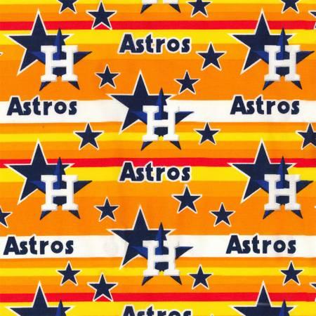 MLB Houston Astros on Cotton