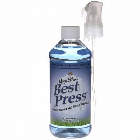 Best Press Spray Starch Linen Fresh 16oz *