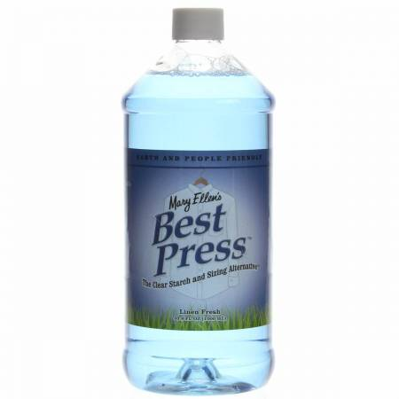 Best Press Spray Starch Linen Fresh 32oz * -60064