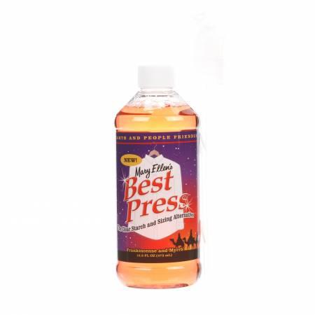 Best Press Spray Starch Frankincense and Myrrh 16oz