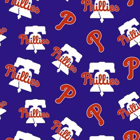MLB Philadelphia Phillies 60271-B Cotton 58-60 Wide