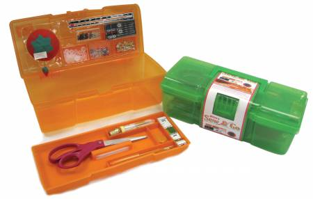 Premium Sew & Go Sewing Kit In A Caddy