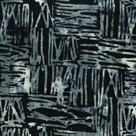 Charcoal Quilt Backs Modern 108in Wide Back Batik Fabric