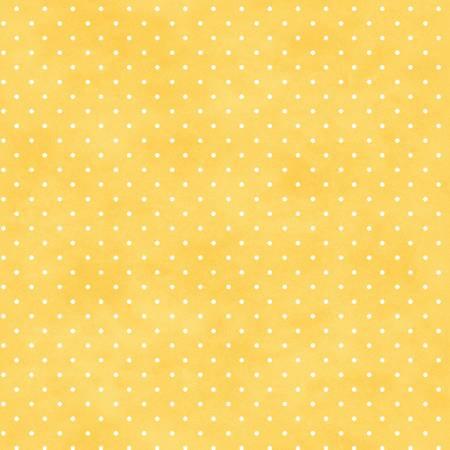 Sunshine Yellow Classic Dot