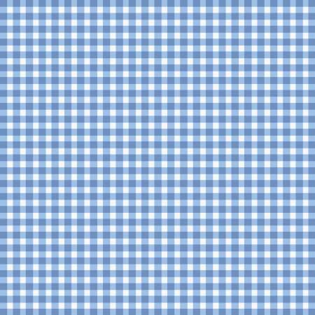 Beautiful Basics Check Cashmere Blue