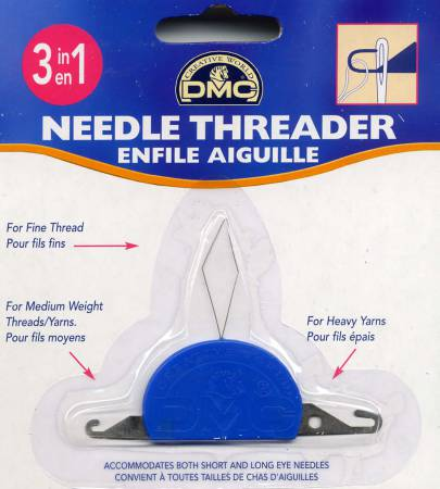 Needle Threader Plastic / Aluminum