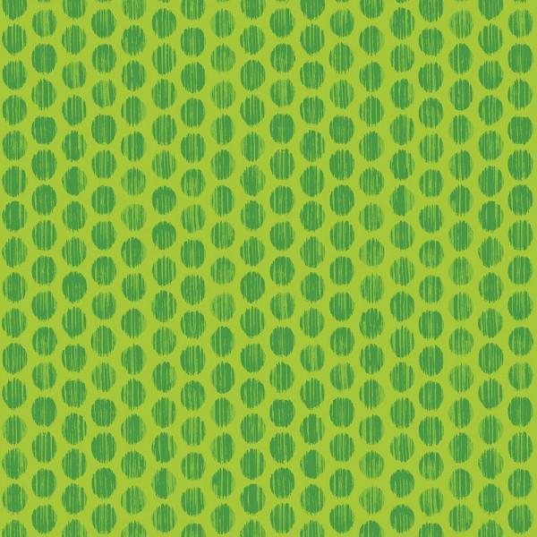 Lime Brush Dance Dot