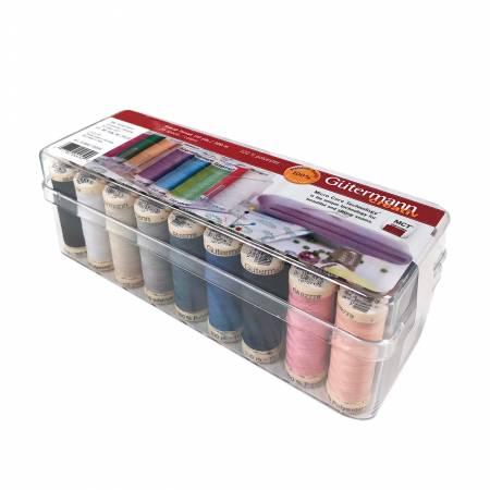 26 Spool Thread Box 26 Colors 100m Basics