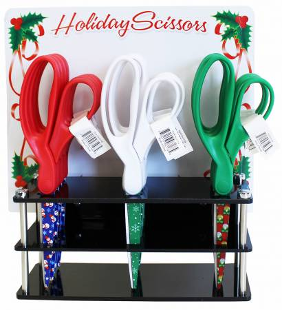 Holiday Scissors 8in