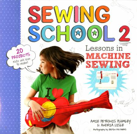 Sewing School 2  - Softcover
