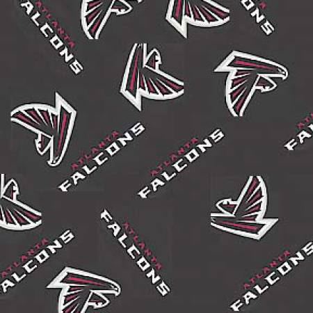 FALCONS- NFL FLEECE