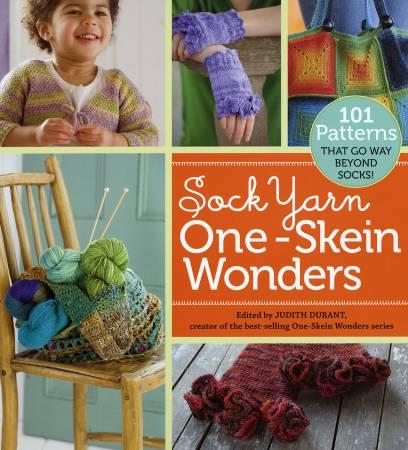 BK KN Sock Yarn One-Skein Wonders