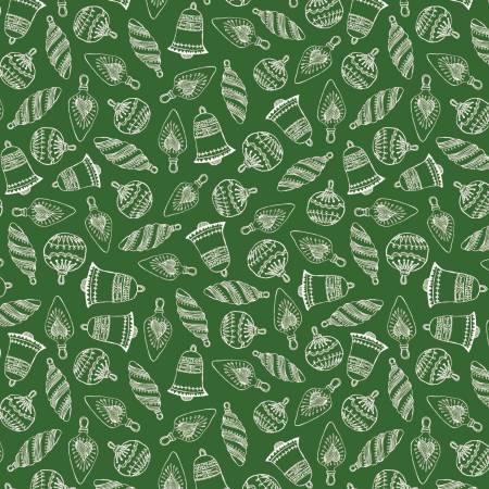 Patrick Lose - Green Ornaments 62707-6470715