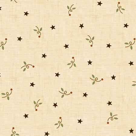 Butterchurn Basics Cream Star #6286-44 by Kim Diehl