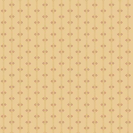 Tan Diamond Stripe