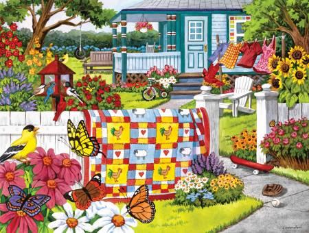 Serene Summer 300pc Puzzle