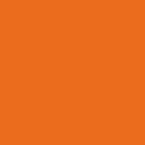 Bright Orange Solid