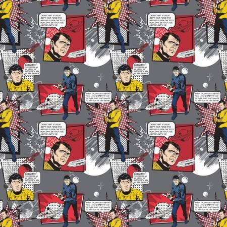 Star Trek Quotes- Iron
