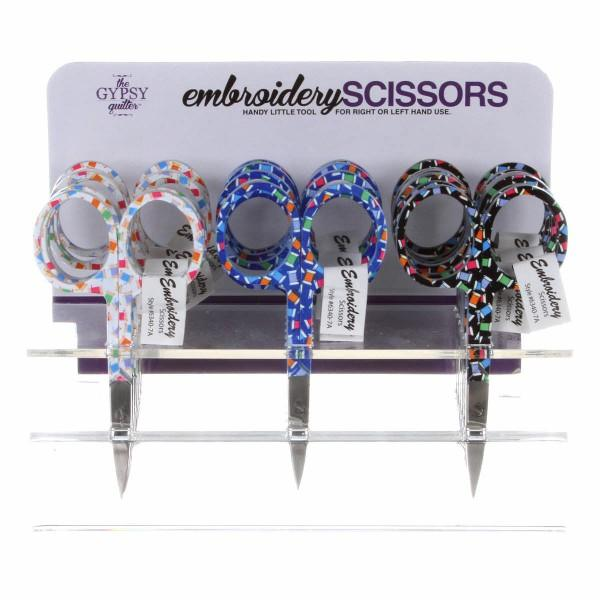 Thread Spools Scissor