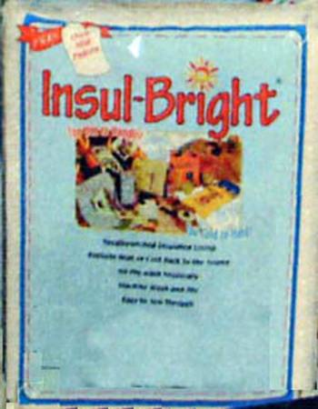 Insul Bright Batting 1yd x 45in 6pk