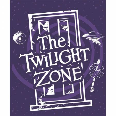 Camelot - The Twilight Zone (Glow in the Dark ) Panel
