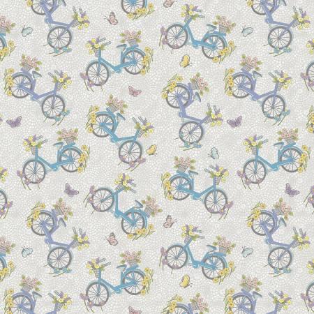 Stone Bicycles n Butterflies