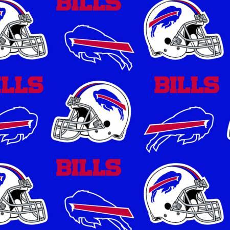 Buffalo Bills Fleece-Blue