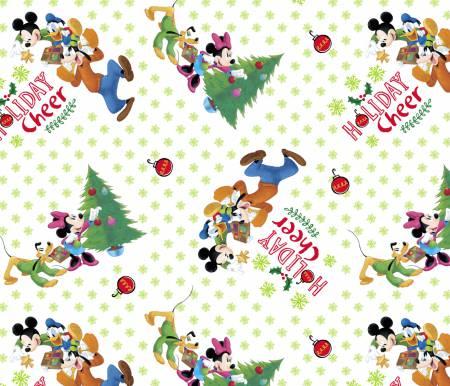 Disney Mickey & Friends Christmas Trim the Tree