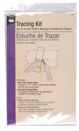 Tracing Kit Paper and Wheel by Dritz
