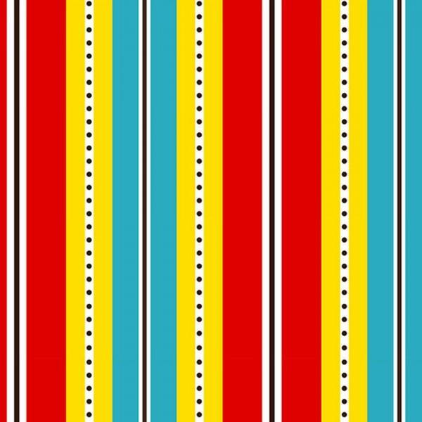 Henry Glass & Co. Spots Perfect Day Multi Stripe