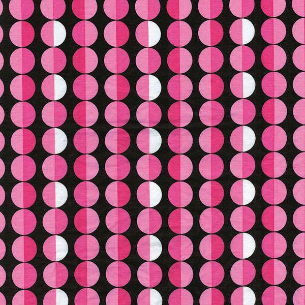 Cool Dot Pink/Black - Think Pink