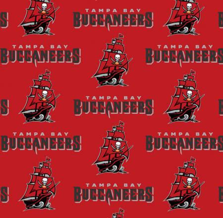 NFL Tampa Bay Buccaneers Cotton