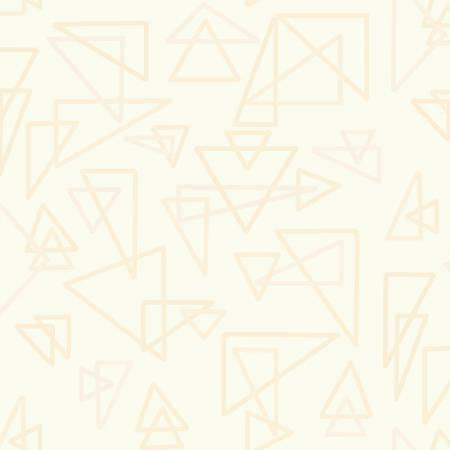 Skinny Bolt Sale- 3.6m of Modern Tyke- Cream Geometric