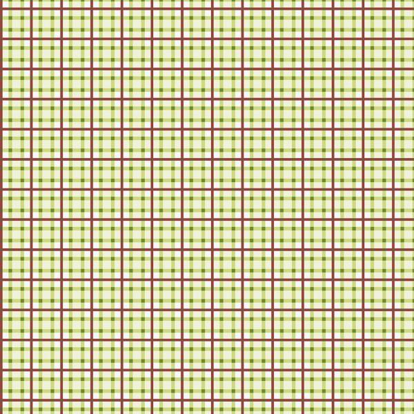 Sunshine Orchard Ivory/Green Gingham