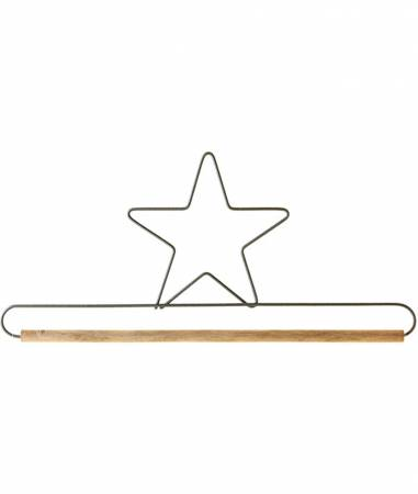 Hanger with Dowel - 7.5 Star