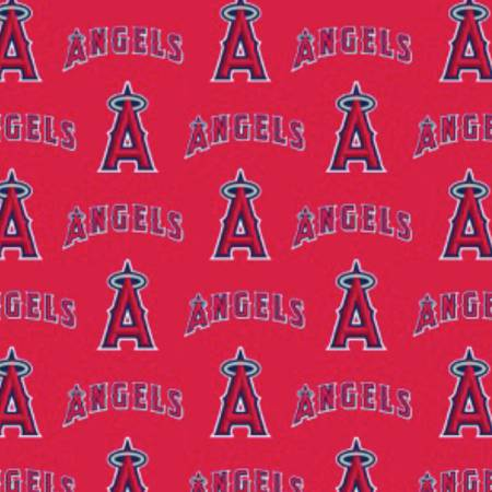 MLB Cotton Los Angeles Angels of Anaheim