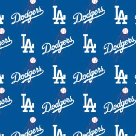 MLB Cotton Los Angeles Dodgers