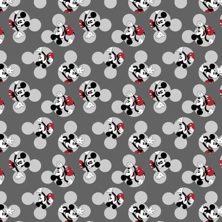 Disney Mickey Grey