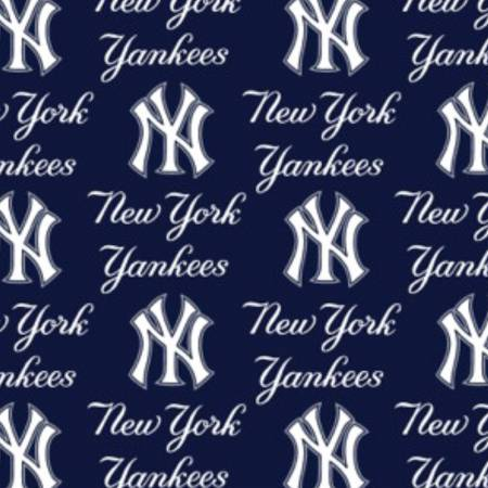 MLB Cotton New York Yankees