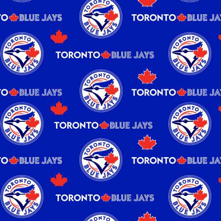 MLB Toronto Blue Jays Cotton 60in