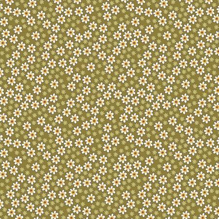 Mustard Apron Prints Pearlized- Bonnie Lane
