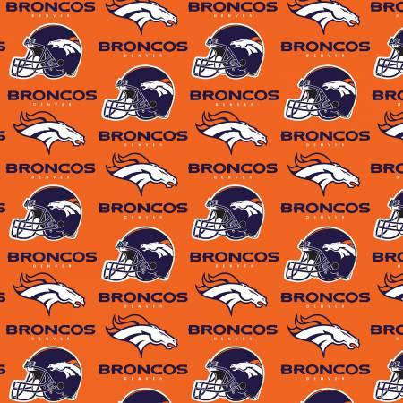 NFL Denver Broncos Cotton