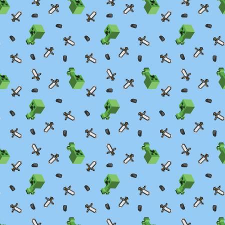 Mojang Minecraft Mini Mob Creeper