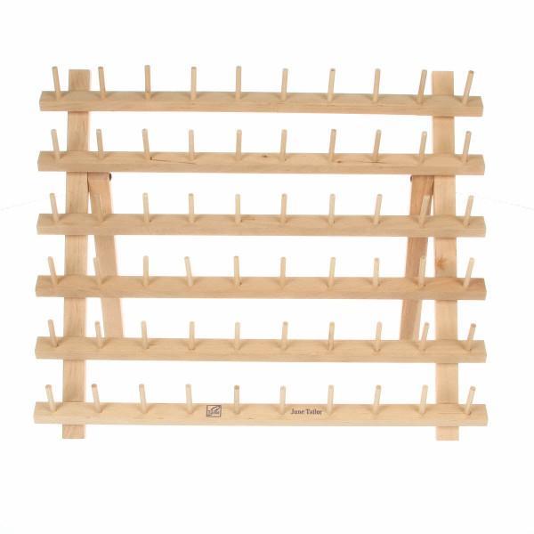 Mini-Mega-Rak II Wooden Thread 60 Spool Rack