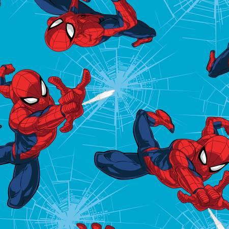Marvel Spider-Man Toss Fleece