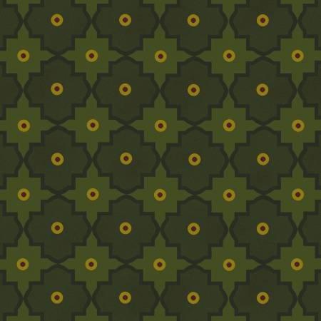 Abundant Blessings - Green Mosaic