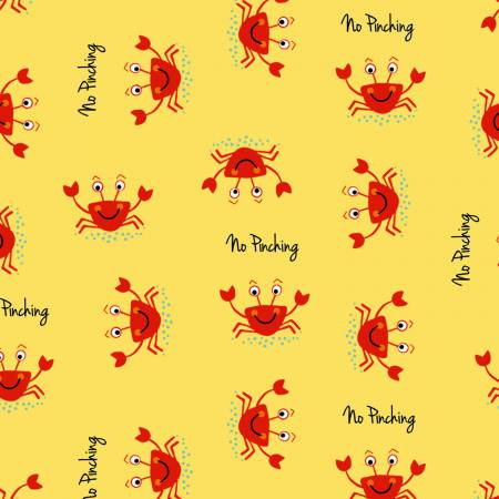 Crabs Yellow