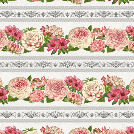 Multi Le Bouquet Stripe