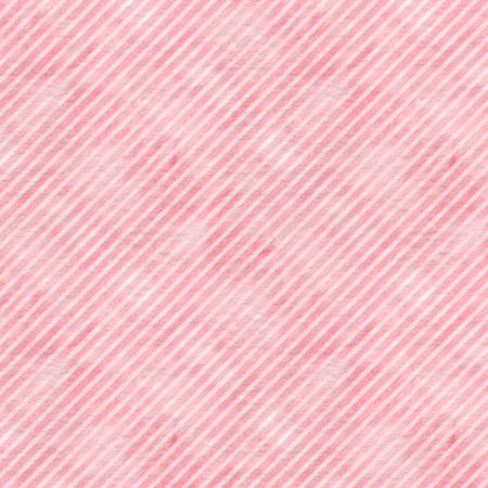 Pink Diagonal Stripe