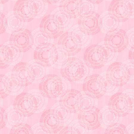 Pink Circle Burst